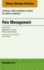 Image for Pain management : 29-4