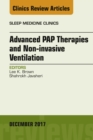 Image for Advanced PAP therapies and non-invasive ventilation : volume 12-4
