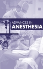 Image for Advances in anesthesia : Volume 2017