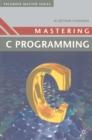 Image for Mastering C. Programming