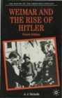 Image for Weimar and the rise of Hitler