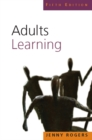 Image for Adults learning