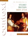 Image for An introduction to Stuart Britain, 1603-1714