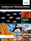 Image for Additional mathematics for OCR