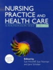 Image for Nursing practice and health care