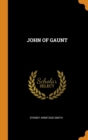 Image for JOHN OF GAUNT