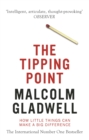 Image for The tipping point  : how little things can make a big difference