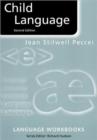 Image for Child language