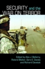Image for Security and the war on terror
