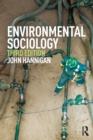 Image for Environmental sociology