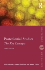 Image for Postcolonial studies  : the key concepts