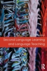Image for Second language learning and language teaching