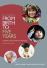 Image for From birth to five years: Children's developmental progress