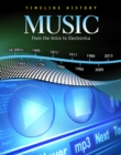 Image for Music  : from the voice to electronica
