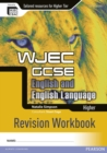 Image for WJEC GCSE English and English language: Higher