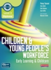 Image for Children & young people's workforce  : early learning & childcare