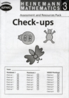 Image for Heinemann Maths 3: Check-up Booklets (8 pack)