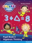 Image for Heinemann Active Maths Northern Ireland - Key Stage 2 - Exploring Number - Pupil Book 3 - Algebraic Thinking