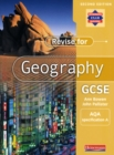 Image for A Revise for Geography GCSE: AQA specification
