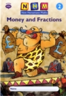 Image for New Heinemann Maths Yr2, Money and Fractions Activity Book (8 Pack)