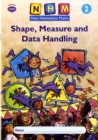 Image for New Heinemann Maths Yr2, Shape, Measure and Data Handling Activity Book (8 Pack)
