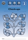Image for Scottish Heinemann Maths 2: Check-up Workbook 8 Pack