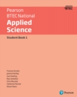 Image for BTEC Level 3 Nationals 2016 Applied Science Student Book 1