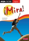 Image for {Mira!  : AQA GCSE higher : Higher Student Book