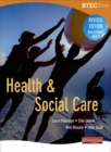 Image for Health and social care : Student Book