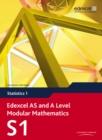 Image for Edexcel AS and A level modular mathematics1: Statistics