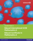 Image for Edexcel International GCSE Mathematics A Student Book 2 with ActiveBook CD