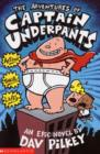 Image for The adventures of Captain Underpants  : an epic novel