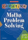 Image for Maths problem solving: Ages 7-11