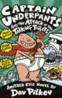 Image for Captain Underpants and the attack of the talking toilets  : another epic novel