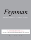 Image for The Feynman lectures on physicsVolume 2,: Mainly electromagnetism and matter