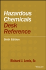 Image for Hazardous chemicals desk reference