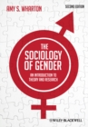 Image for The sociology of gender  : an introduction to theory and research