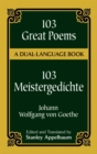 Image for 103 Great Poems