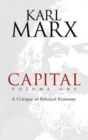 Image for Capital  : a critique of political economyVolume one