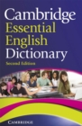 Image for Cambridge essential English dictionary