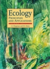 Image for Ecology  : principles and applications