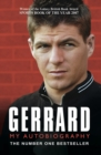 Image for Gerrard  : my autobiography