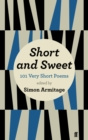 Image for Short and sweet  : 101 very short poems