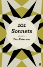 Image for 101 sonnets  : from Shakespeare to Heaney