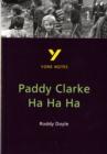 Image for Paddy Clarke ha, ha, ha, Roddy Doyle  : note