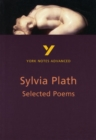 Image for Sylvia Plath, selected poems  : note