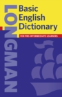 Image for Longman basic English dictionary