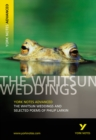 Image for Philip Larkin, The Whitsun weddings and selected poems  : notes
