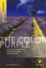 Image for The color purple, Alice Walker  : notes