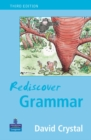 Image for Rediscover grammar